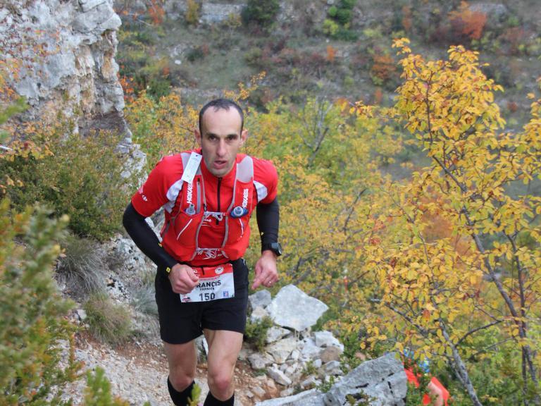 5 questions à Francis Garnier, un des favoris du Trail des Tours (48 km)