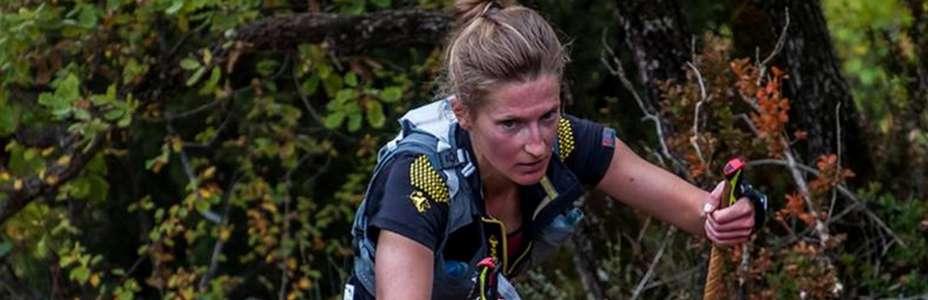 Entretien avec Lucie Jamsin, vice-championne de Trail 2017